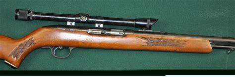 Savage 22 Caliber Semi Automatic Rifle