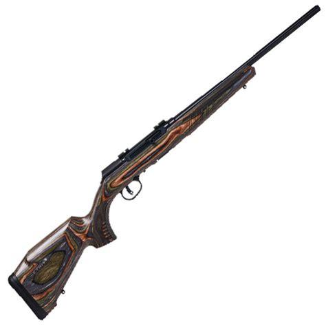 Savage 22 Rifle With Threaded Barrel