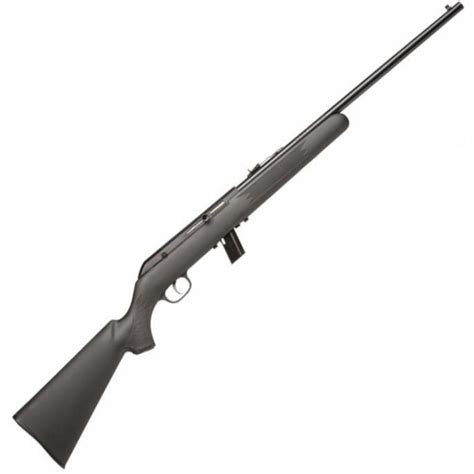 Savage 22 Semi Automatic Rifle And Sterling 22 Rifle