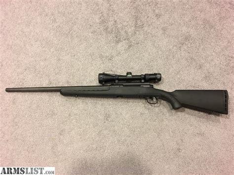 Savage 308 Hunting Rifle For Sale