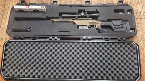 Savage 338 Lapua Rifle Case