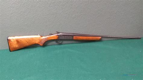 Savage 410 Single Shot Shotgun