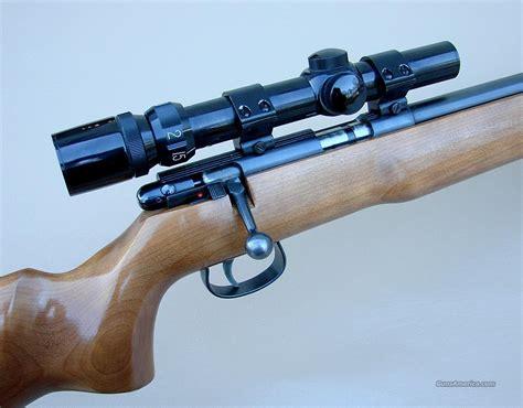 Savage Anschutz Mark 10 Target Rifle