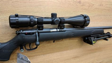 Savage Arms 22 Rifle