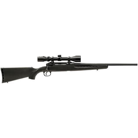 Savage Arms 243 Youth Rifle