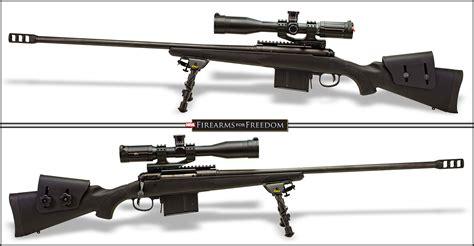 Savage Arms 338 Lapua 111