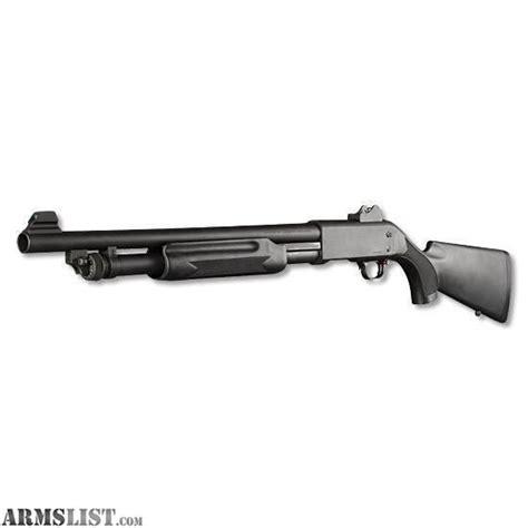 Savage Arms 350 Security Pump Shotgun 12 Gauge