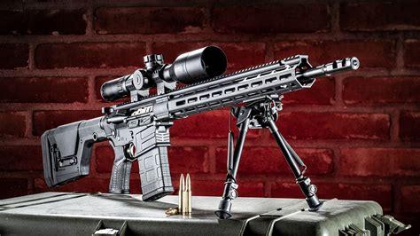 Savage Arms Msr 10 Long Range Semiautomatic Tactical Rifles