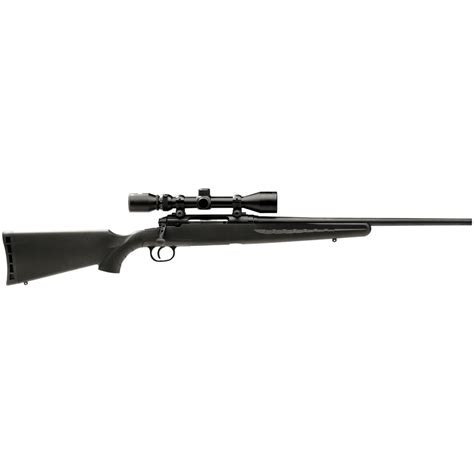 Savage Axis 243 Winchester Bolt Action Rifle