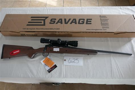 Savage Axis 3006 Replacement Wood Stock