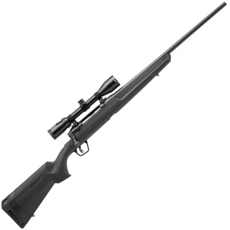 Savage Axis 7mm-08 Bolt Rifle Ss Review