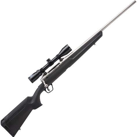 Savage Axis Ii Xp Stainless Boltaction Rifle With Scope