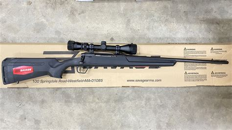 Savage Axis Xp 243 W Scope Budsgunshop Com And Cz Usa Cz 75 91254 Shadow 2 9mm 4 9in 17rd Black