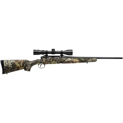 Savage Axis Xp 7mm 08 Bolt Action Rifle With Scope