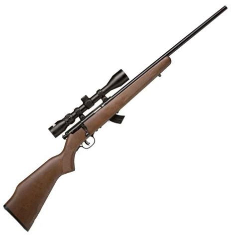 Savage Bolt 22 Long Rifle 21