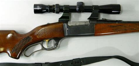 Savage Lever Action 308 Rifles