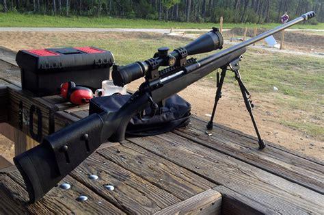 Savage Long Range Hunter 338 Lapua Scope Base