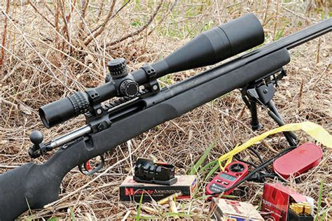 Savage Long Range Precision Rifle