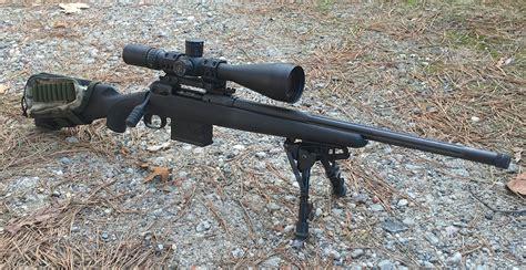 Savage Model 10 Fcp Sr
