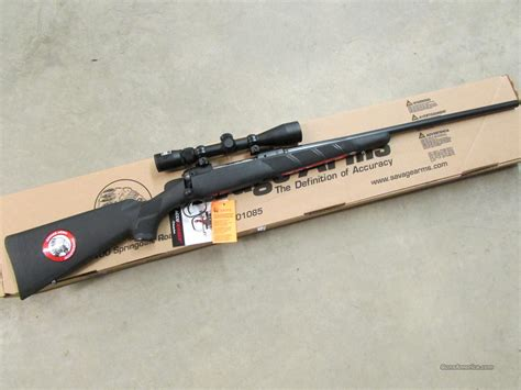 Savage Model 11 111 Trophy Hunter Xp Centerfire Rifle Package