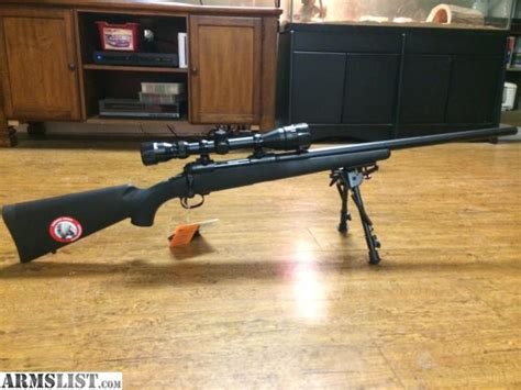 Savage Model 11 Vt 223 Rifle Bipod