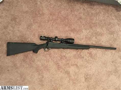 Savage Model 11 Vt Bolt Action Rifle W Scope
