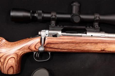 Savage Model 12 Bvss Bolt Action Rifle 223 Rem