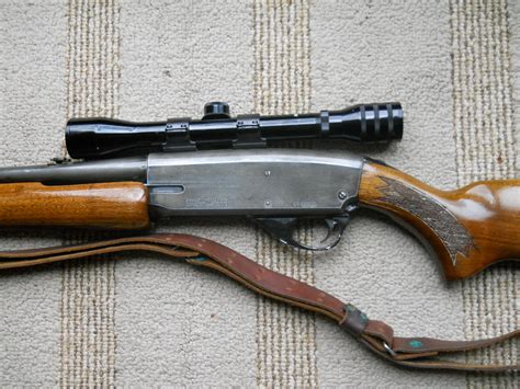Savage Model 170 Pump Action Rifle