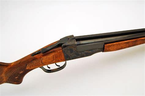 Savage Model 3 Double Barrel Shotgun