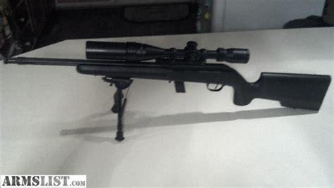 Savage Model 64 22lr Rifle Customization