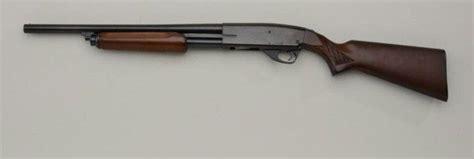 Savage Model 67 Pump Shotgun Series E