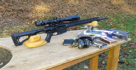 Savage Msr 10 Hunter 308 Win Semi Automatic Rifle