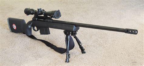 Savage Rifle 338 Lapua