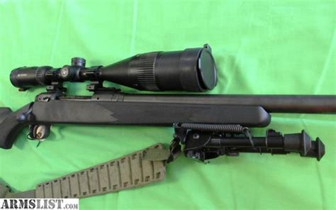 Savage Tactical Model 110fp 223 Rifle