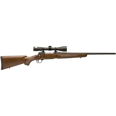 Savage Trophy Hunter Xp 308 Win Bolt Action Rifle