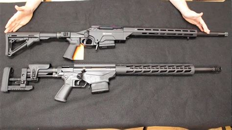 Savage Vs Ruger Precision Rifle And Used Ruger American Rifles For Sale