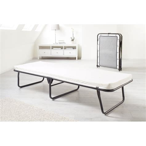 Saver Folding Bed with Memory Foam Mattress