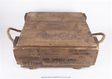 Saving Private Ryan Cover Ammo Box