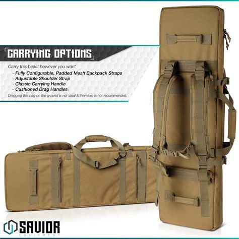 Savior Equipment Urban Warfare Tactical Double Carbine Long Rifle