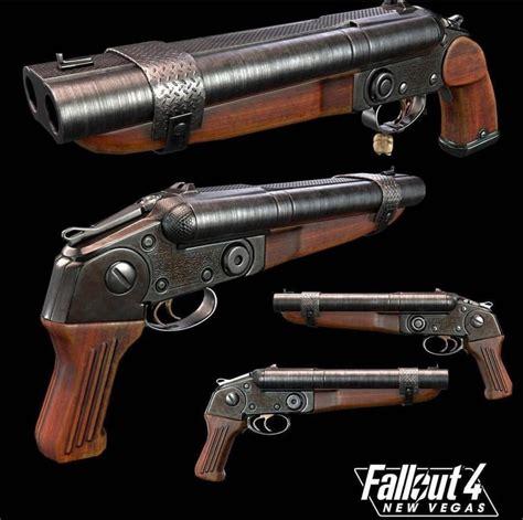 Sawed Off Shotgun Fallout 4
