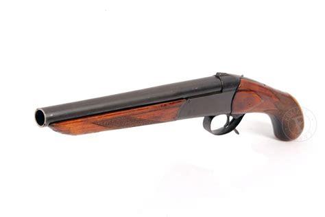 Sawed Off Shotgun Single Shot