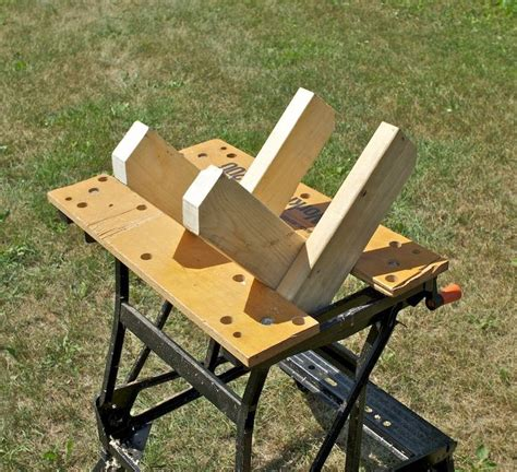 sawhorse plans for cutting logs.aspx Image