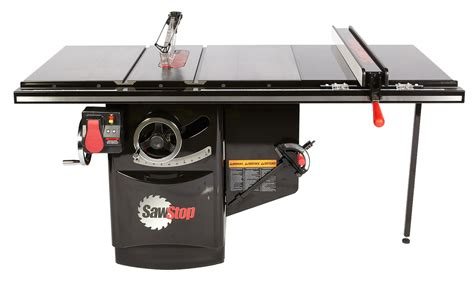 Sawstop industrial cabinet saw Image