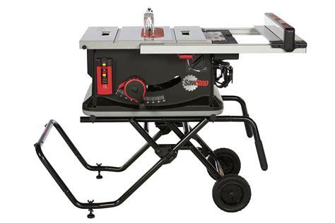 Sawstop portable saw Image