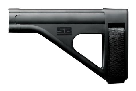 SB Tactical SOB Pistol Stabilizing Brace - Unboxing
