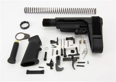 Sba3 Lower Build Kit