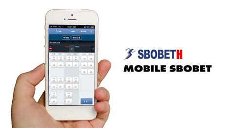 sbobet mobile iphone