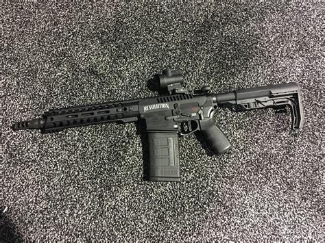 Sbr Rifle 308