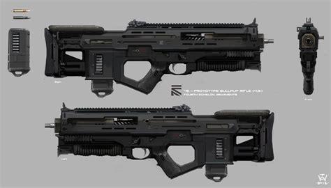 Sc4000 Assault Rifle