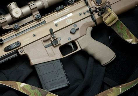 Scar 17s Lower That Takes Pmags